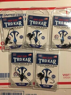 Lindy X-Change 48 Piece Jig Kit MADE IN USA FREE USA SHIPPING 1//4 and 1//8 oz