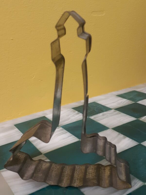 Vintage Metal Lighthouse Cookie Cutter