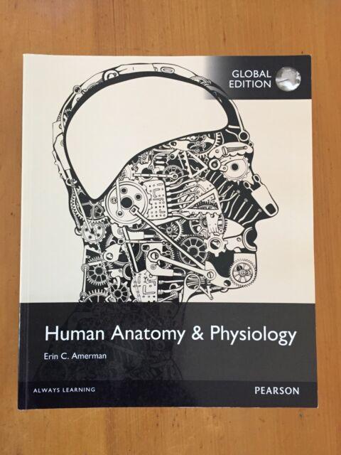 Human Anatomy & Physiology by Erin Amerman | Textbooks | Gumtree ...