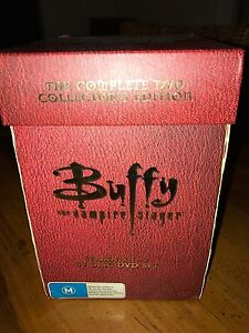 Buffy the vampire slayer boxed collection DVD Balcatta Stirling Area Preview