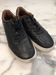 Leather Sneakers, Worn once.