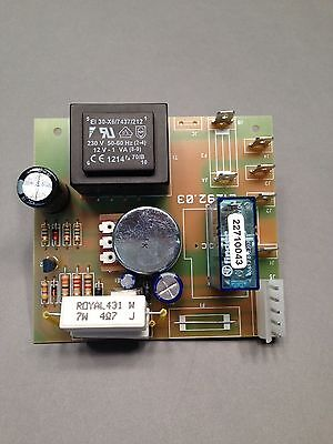 Clarke Mig Welder Pcb Circuit Board 160 En 160en Parts 22710043
