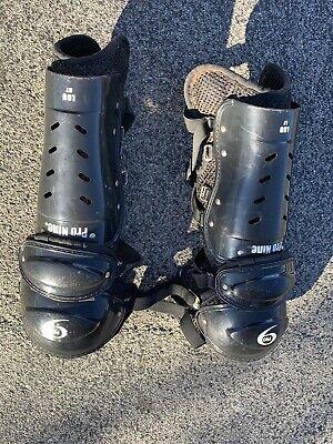 PRONINE LGU UMPIRE LEG GUARDS Pro Nine Umpire