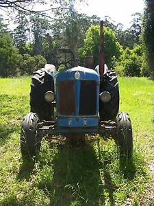 Fordson Major Tractor Urunga Bellingen Area Preview