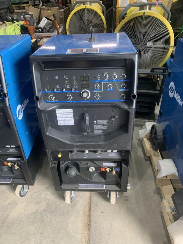 Miller Syncrowave 250DX Welder Aluminum Stainless 907194 907194032 tig runner