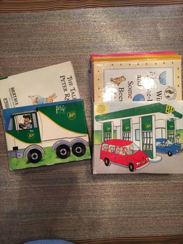 BP Beatrix Potter & Winnie the Pooh Mini Book Sets in BP Holders