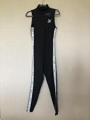 Puma High Neck Jumpsuit Size UK 12