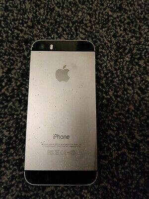 Apple iPhone 5s - 16GB - Space Gray (unlocked) A1457 (GSM)