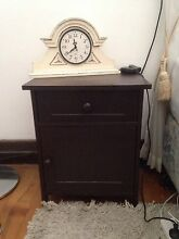2 X Bed Side Tables Northgate Brisbane North East Preview
