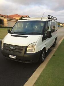 For Transit (2011) Diesel Van Manual