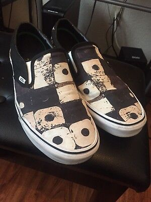 "Mens Vans Shoes Size 13 ""A Tribe Called Quest"""