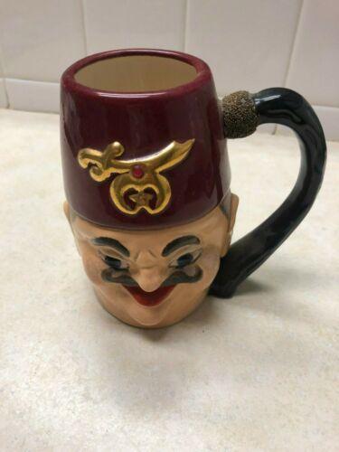Vintage Shriner Mug