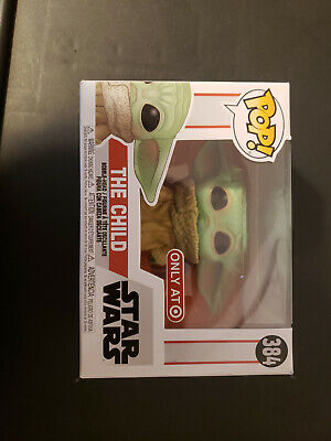 Funko Pop Star Wars The Child Concerned Target Exclusive Baby Yoda