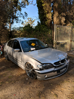 Wrecking 2003 BMW 325i E46 Glenhaven The Hills District Preview