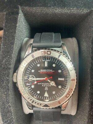 Vintage Yacht Master Rolex watch