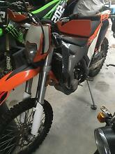 Ktm 530 2011 model Yeppoon Yeppoon Area Preview