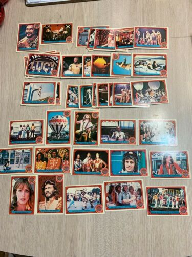 SGT. PEPPERS LONELY HEARTS CLUB BAND1978 COMPLETE 66 CARD SET! - BEE GEES
