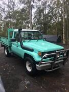 Toyota Landcruiser cab chassis Jilliby Wyong Area Preview
