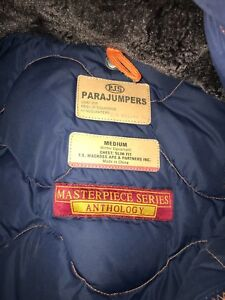 Parajumpers Winter Jacket Masterpiece Series Anthology for Men