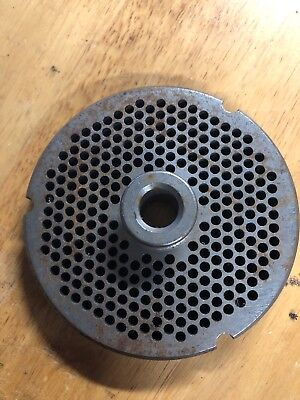 Used Kasco Meat Grinder Plate Part No. 32964