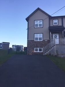 4 Bedroom Semi Detached Home with Large Fenced in Yard