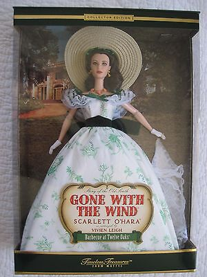 Scarlett O'Hara Doll - Gone With The wind - Barbecue At Twelve Oaks..New !!!