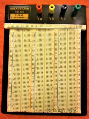Solderless MB-106 RSR Bread board