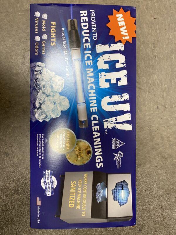 Freshaire UV TUV-ICE-DT Ice Machine UV Light