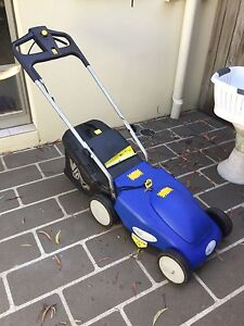 Victa Enviromower Cordless Rechargeable Battery Operated Mower Coomera Gold Coast North Preview