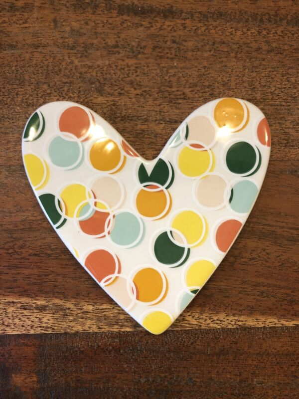 Coton Colors Happy Everything Mini Heart St Jude 2020 Retired Limited Edition