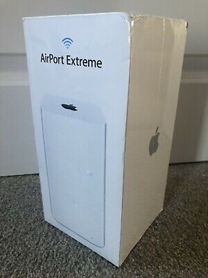 APPLE AIRPORT EXTREME WIRELESS ROUTER 6TH GEN 802.11AC ME918B/A A1521 NEW SEALED