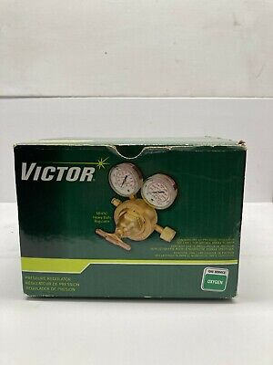 Victor Oxygen Regulator Heavy Duty Sr450d-540 0781-0527