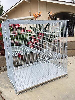 Guinea Pig Animals - Small Animal Sugar Glider Guinea Pig Ferret Rat Mice Syrian Hamster Cage - 236