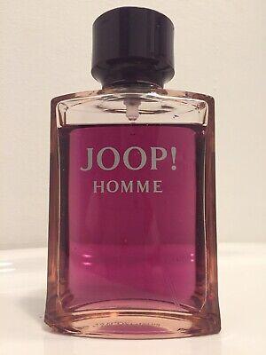 JOOP Homme Eau De Toilette 125ml Hardly Used See Details.