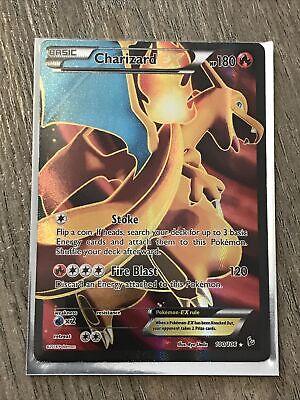 Pokemon Flashfire Charizard EX 100/106 Full Art Holo