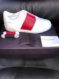 Us10 Shoes Valentino under Men's Open Sneaker Retail Z0qgvEw