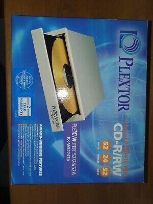 Plextor Plexwriter PX-W5224TA, CD-R/RW Brenner