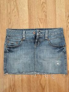 Jupe jeans GUESS