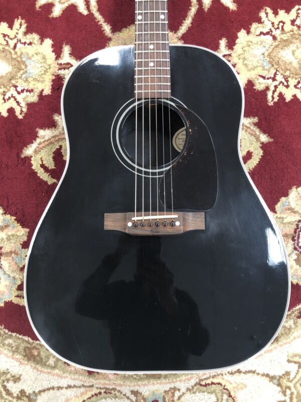 1991 Gibson OP-25 Rare Model, Fishman Pickup Hard Case Included