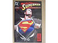 SDCC 2017 Comic Con Alex Ross Exclusive Supermen Of America Superman Button