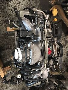 Subaru Forester and legacy and Outback 2.5L engine 06/09