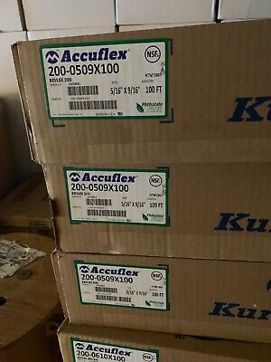 Accuflex 200-0509x100beer Bib Transfer Tube Pvc Bevlex Klearon