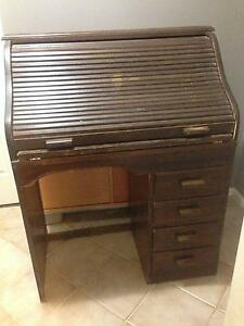 Vintage Roll top desk Carine Stirling Area Preview