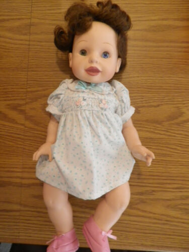 Amazing Baby doll by Playmates in original dress from 2000.