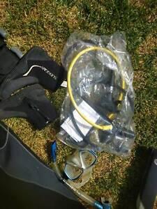 Scuba dive gear in excellent condition
