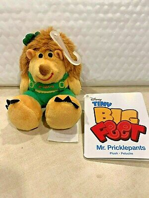 Tiny Hands Toy (DISNEY TINY BIG FEET PLUSH TOY STORY 4 MR. PICKLEPANTS PERFECT FOR LITTLE HANDS)
