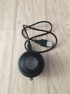 Tiny rechargeable speaker
