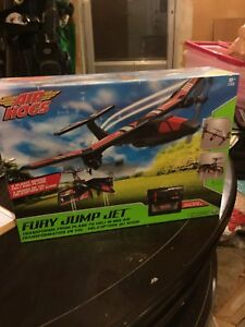 BNIB Air Hogs Fury Jump Jet
