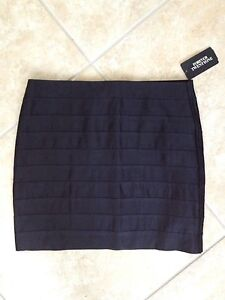NWT Forever 21 Bandage Mini Skirt Black S / XS Never Worn