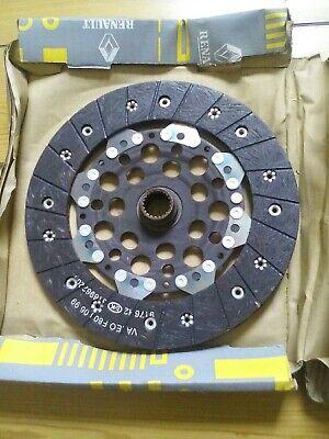 Renault Vel satis, Laguna, Espace. Clutch Disk. Genuine Part..